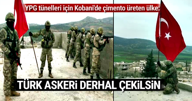 Fransız bakan, Türk askerinin Afrin'den çekilmesini istedi