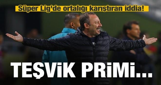 Süper Lig'de ortalığı karıştıran iddia!