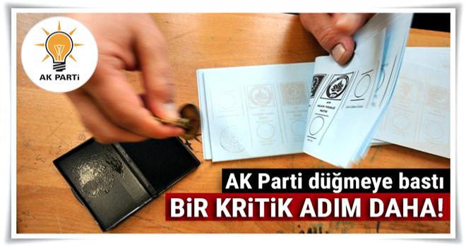 AK Parti'den 'seçme ve seçilme yaşı' açıklaması