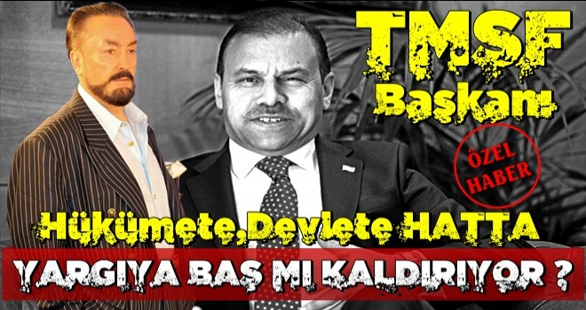 TMSF Başkanı Gülal,Kimden yanadır,Kime hizmet ediyor ?