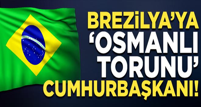 Brezilya'da 'Osmanlı Torunu' Cumhurbaşkanı adayı