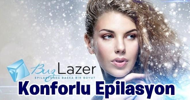 Buz Lazer ile Bursa'da Konforlu Epilasyon