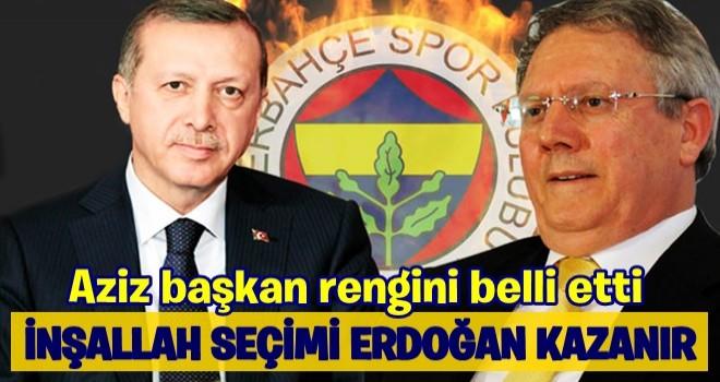 Aziz Yıldırım: Erdoğan olmasaydı başaramazdık