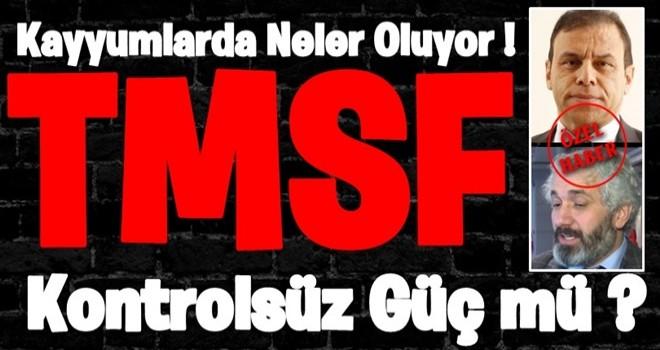TMSF  kontrolsüz  güç mü ?