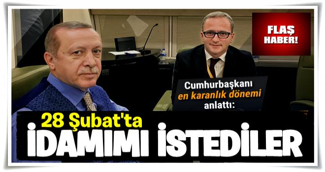 Erdoğan: Sözde 'adalet' diyenler 28 Şubat'ı yapanlardı