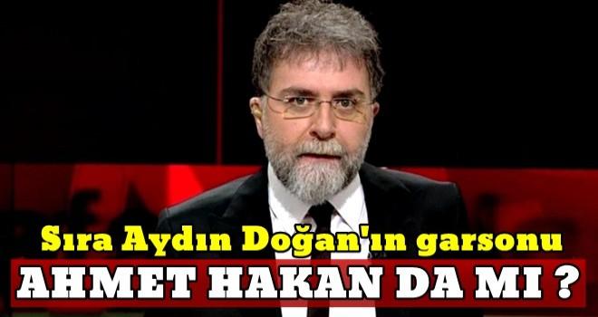 Hürriyet'te sıra Ahmet Hakan'a mı geliyor?