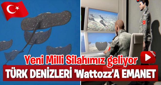 Türk denizleri 'Wattozz'a emanet! Uçak gemilerini bile durduracak özellikte...