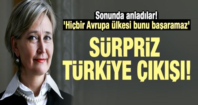 Sürpriz Türkiye çıkışı: Avrupa bunu başaramaz