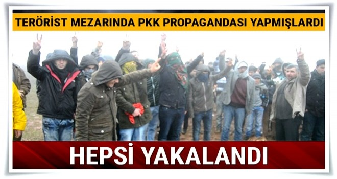 Kahramanmaraş'ta terör örgütü PKK operasyonu: 10 gözaltı