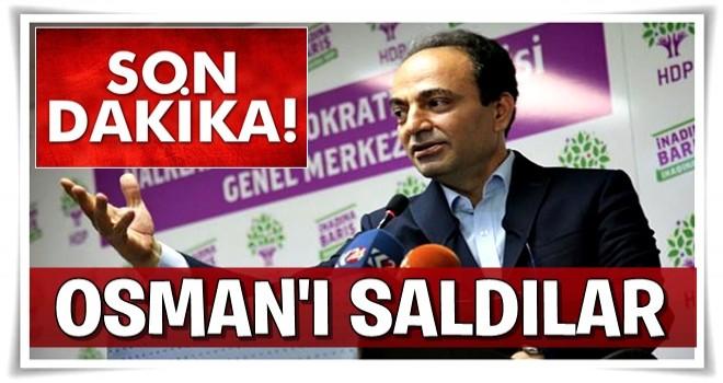 Son dakika...Osman Baydemir ifadesinin ardından serbest bırakıldı