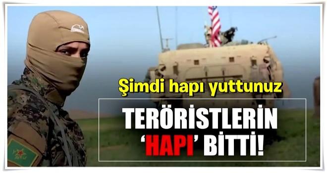 PYD/YPG'nin Afrin'de kurduğu 'uyuşturucu hap' üretim tesisi kapandı