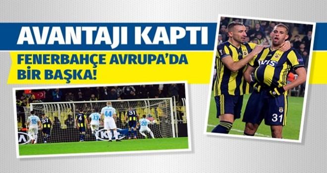 Fenerbahçe, sahasında Zenit'i 1-0 mağlup etti