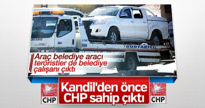 PKK'ya hizmet eden belediyenin başkanını CHP savunuyor