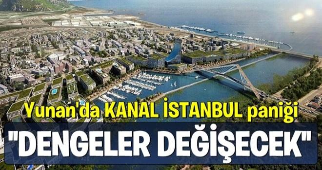 Kanal İstanbul Yunanistan'ın da gündeminde: Dengeler değişecek