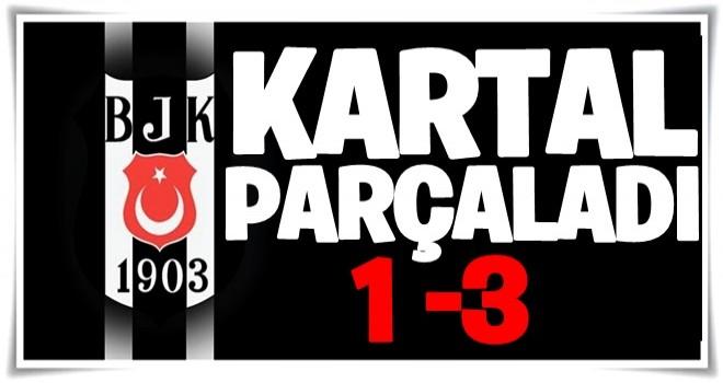 Beşiktaş Porto'yu ezdi geçti! .