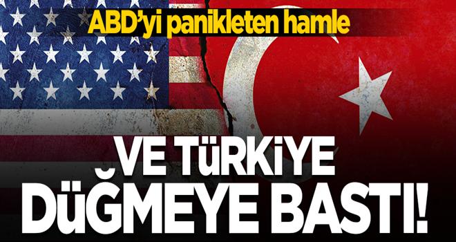 Türkiye, Ovaköy-Bağdat Hattı için düğmeye bastı..