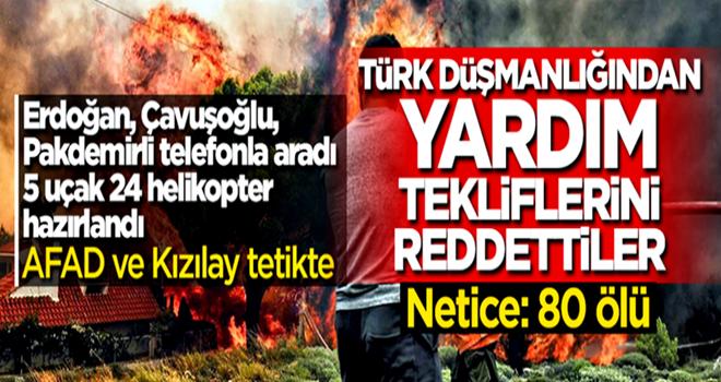 Yunanistan'ın Türkiye düşmanlığı onlarca kişinin ölmesine neden oldu