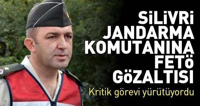 Silivri Jandarma komutanı Mustafa Yoldaş Ankesör'den gözaltında