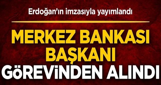 (TCBM) Merkez Bankası Başkanlığı'na Murat Uysal atandı!