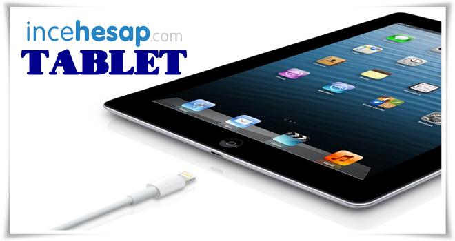 En Yeni Tablet Modelleri