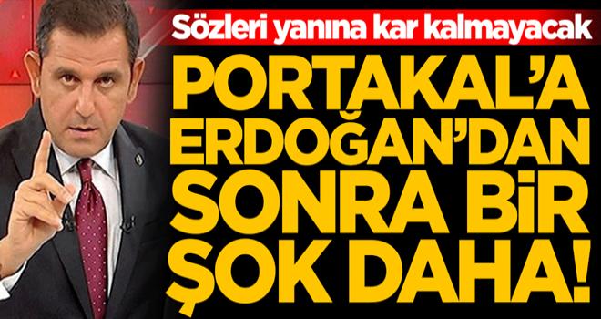 Fatih Portakal'a bir şok da BDDK'dan!