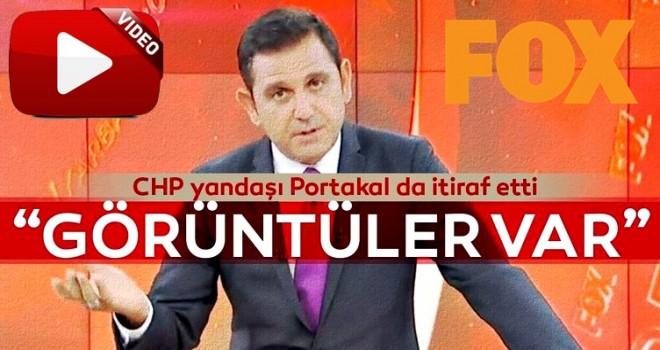 Fatih Portakal CHP adayını yalanladı: Görüntüler var.