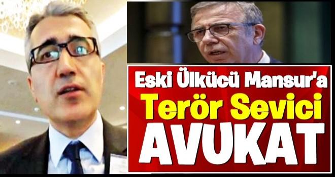 """Eski ülkücü Mansur'a """"terör sevici"""" avukat"""