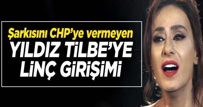 CHP'ye şarkısını vermeyen Yıldız Tilbe hedef haline geldi