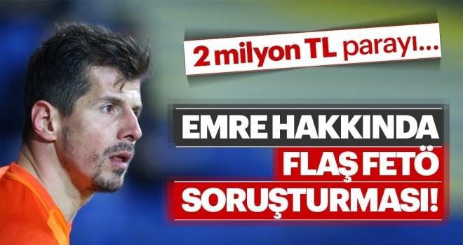 Emre Belözoğlu'nun banka hesaplarına inceleme!