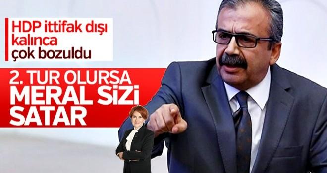 Süreyya Önder: İYİ Parti'ye bel bağlayan CHP hata yaptı