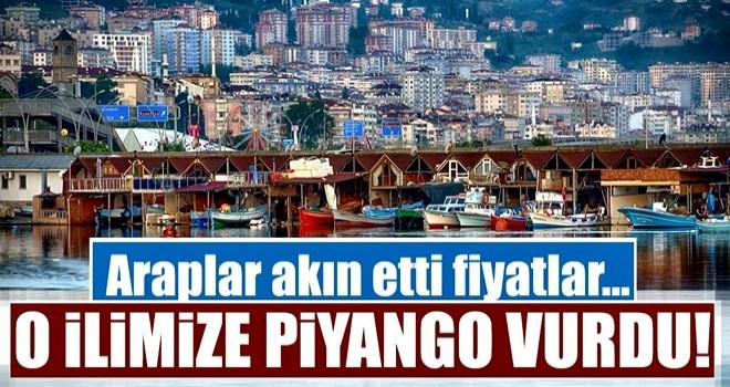 Arap Yatırımcıların İlgisi Trabzon'da Konut Fiyatlarını Uçurdu