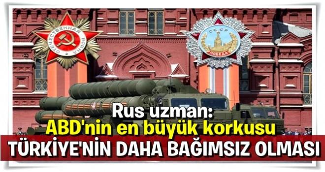 Rus uzman: Türkiye artık NATO'nun kararlarını...