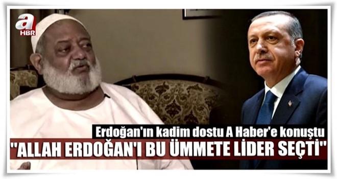 Hasaneyn: Allah Erdoğan'ı bu ümmete lider olarak seçti