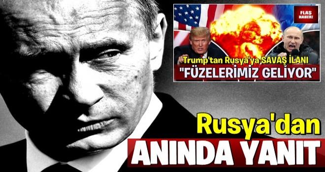 Rusya'dan ABD'ye jet cevap!