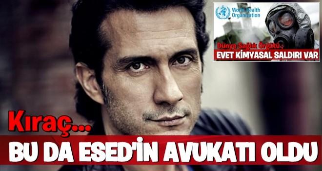 Skandal! Kıraç, Esed'in avukatlığını yaptı