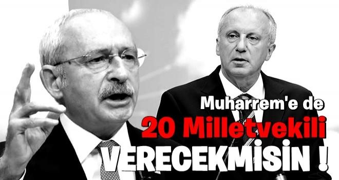 Kılıçdaroğlu'na ince soru!