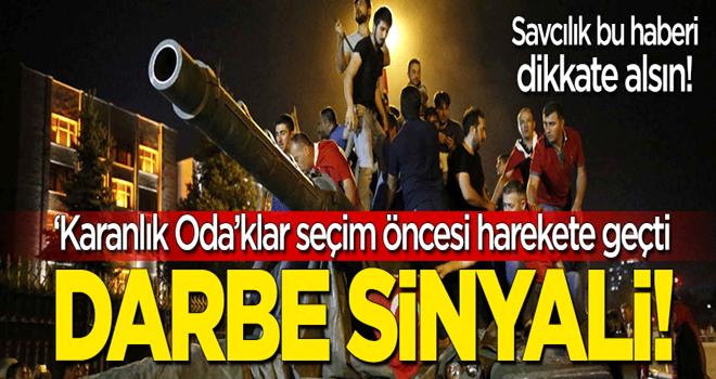 Erdoğan'a operasyon mu? 'Karanlık Oda'dan 'darbe' sinyali!