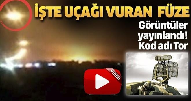 İşte İran'da düşen Ukrayna uçağını vuran füze! Kod adı Tor