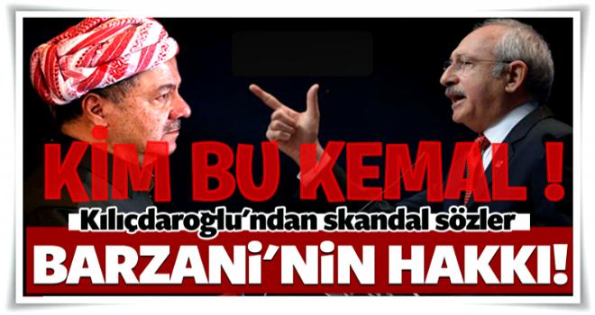 Kılıçdaroğlu'ndan Barzani'ye destek! Hakkıdır