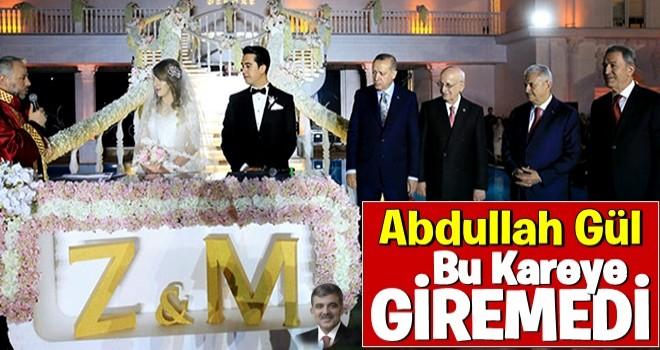 Erdoğan, Özhaseki'nin kızının nikah şahidi oldu