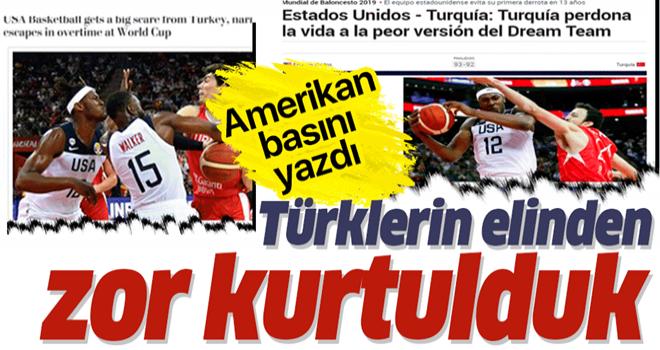 A Milli Basketbol Takımımız dünya gündeminde