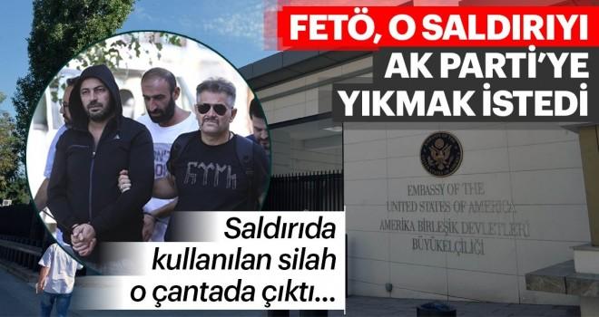 FETÖ, o saldırıyı AK Parti'ye yıkmak istedi