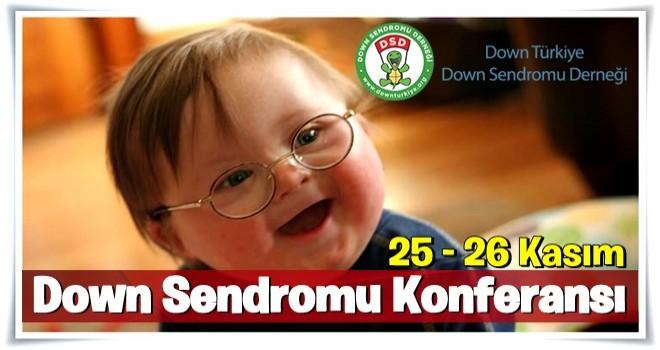 Down Sendromu Konferansı