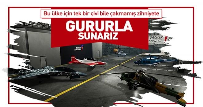 Türkiye havada destan yazıyor