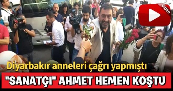 Ahmet Yenilmez'den Diyarbakır'a destek ziyareti!