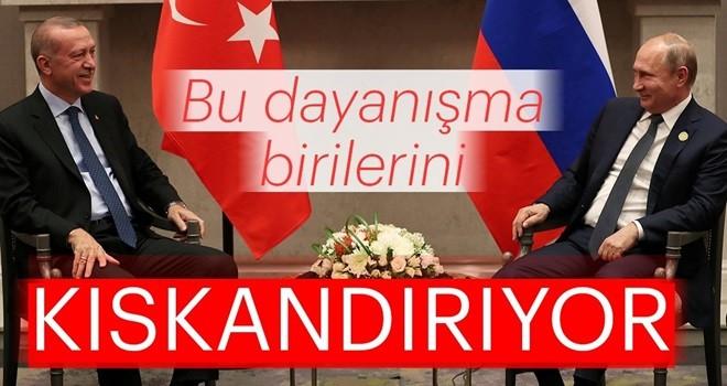 Güney Afrika'da Erdoğan-Putin zirvesi dünya'yı çatlattı..