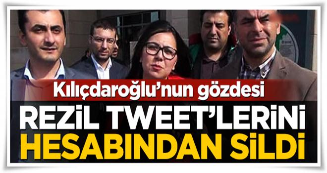 Din düşmanı Sera Kadıgil hakaret tweet'lerini sildi
