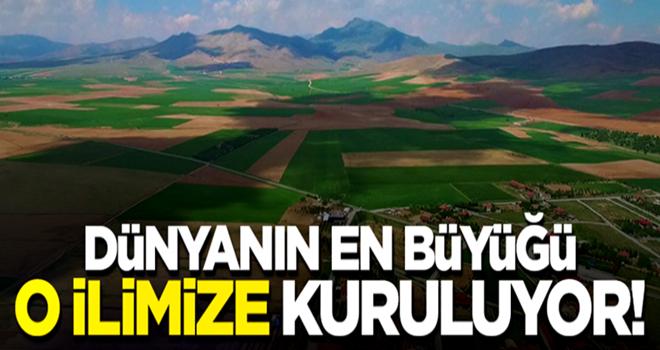 Konya'ya dev enerji santrali kuruluyor!