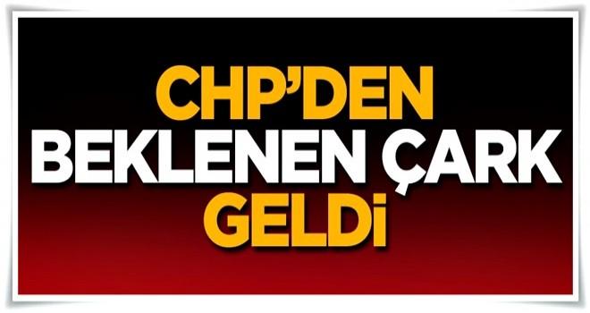 CHP'den geri adım: 'Savcılıkta işimiz yok'