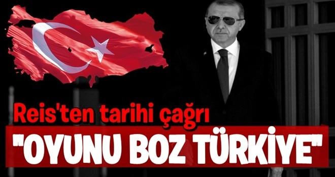 Cumhurbaşkanı Erdoğan: Türkiye dünya çapında bir efsanedir